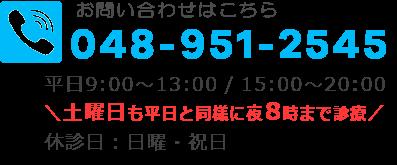 TEL:048-951-2545
